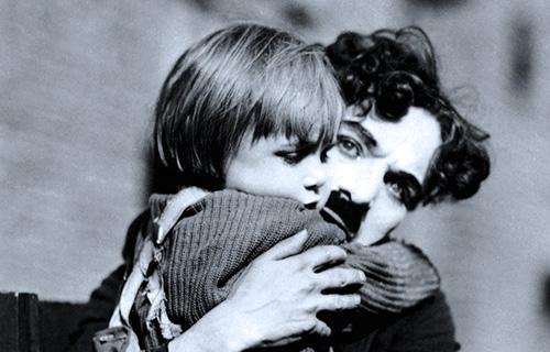 Chaplin en cinescuela