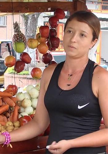 ¿Frutos de mi tierra?